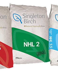 Group Natural Hydraulic Lime NHL 2 25Kg Bags