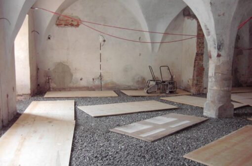 What Is Lime Mortar?
