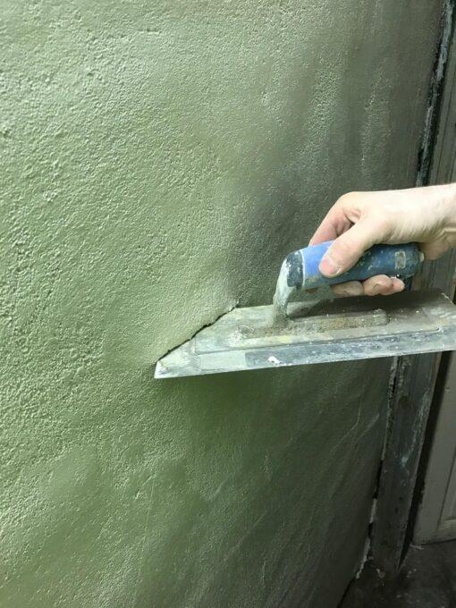 Lightweight Insulating plaster